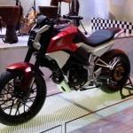 Honda SFA 150 Concept รถสตรีทไบค์พันธ์ใหม่จากค่ายปีกนก