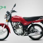 อีกหนึ่งรุ่นที่มีลุ้นมาขายบ้านเรากับเจ้า Suzuki GD 110