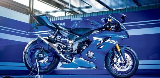 กระหึ่ม All New Yamaha YZF-R6 ส่งมอบล็อตแรกทั่วประเทศแล้ว