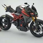 Furion ค่ายมอเตอร์ไซค์หน้าใหม่เตรียมเปิดตัวรถ Concept Bike Hybrid