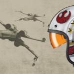 ไบค์เกอร์สาวก Star Wars ห้ามพลาด IS-5 Luke Skywalker X-Wing หมวกกันน็อคลายใหม่จาก HJC