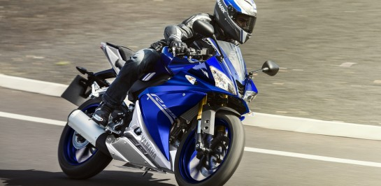 รีวิว 2017 Yamaha YZF-R125 [SPECS REVIEW]