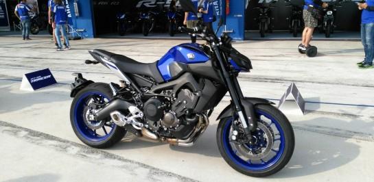 รีวิวการทดสอบขับขี่ All New Yamaha MT-09 2017 โดยทีมงาน GreatBiker