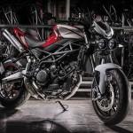 เปิดตัว Moto Morini Corsaro 1200 ZZ 2017