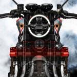 All New Honda CBX900 สุดยอดรถโมเดิร์นคลาสสิกแบบ 6 สูบเรียง