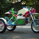 Revival จับ Ducati ST4 รถมอเตอร์ไซค์สปอร์ตทัวร์ริ่งมาเป็นรถ Sidecarcross