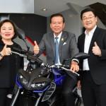 Yamaha Riders Club รับรางวัลอาคารเขียว ประจำปี 2016