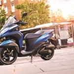 รีวิว 2017 New Yamaha Tricity 155 [Specs Review]