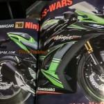 Upside Down ใน All New Kawasaki Ninja 250 ไม้เด็ดที่ทางค่ายต้องงัดมาต่อกรคู่แข่ง