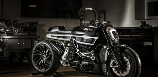 Ducati เผยโฉม New XDiavel Special