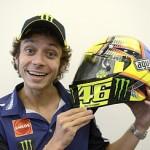 เช็กอาการบาดเจ็บของ Valentino Rossi