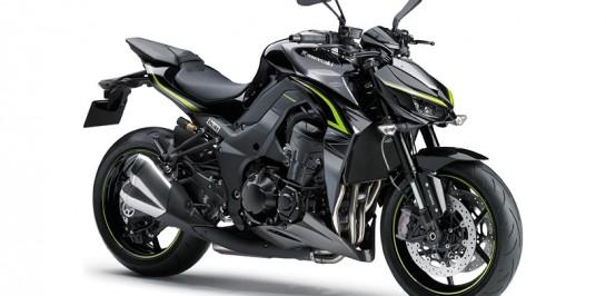 รีวิว 2017 Kawasaki Z1000R ABS [SPECS REVIEW]