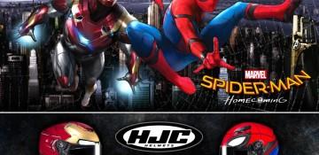 HJC เกาะกระแส Spider-man : Home – Coming