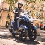 New Yamaha Tricity 155 2017 รถที่มีดีมากกว่าจำนวนล้อ