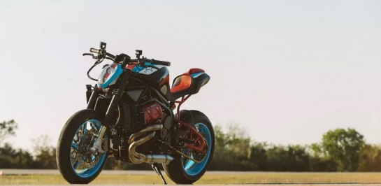 Fuller Moto จับเอาสปอร์ตทัวร์ริ่ง 1,600cc ขุมกำลัง V-4 มาดัดแปลง