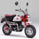 """Honda Z50 """"Monkey"""" รุ่นพิเศษฉลองครบรอบ 50 ปีได้ยุติการผลิตแล้ว"""