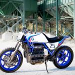 จับคุณลุงมาแต่งหล่อ BMW K100 All-Terrain จาก Gessi Motorcycles