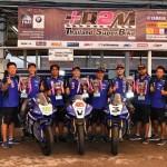 YZF-R Series แกร่งจริง พิสูจน์แล้ว ยามาฮ่ายกพลขึ้นโพเดี้ยมอันดับ 1 ศึกชิงแชมป์ประเทศไทยสนาม 4