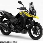 มีโอกาสเต็มตัว กับการเข้ามาทำตลาดในบ้านเราของ New Suzuki V-Strom 250