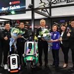 """Yamaha ลุย """"บางกอก อินเตอร์เนชั่นแนล ออโต้ ซาลอน 2017"""""""