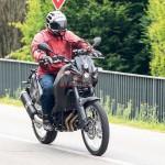 แอบถ่าย New Yamaha T7 รถ Adventure ที่ใช้พื้นฐานเดียวกับ Yamaha MT-07