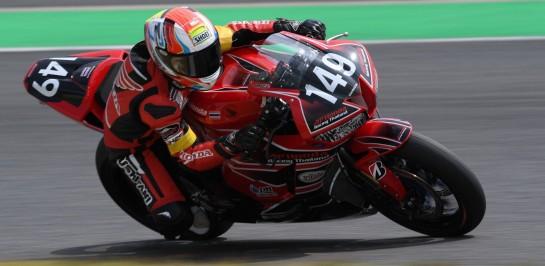 ทำได้ตามเป้า สำหรับครั้งแรกของทีมไทย 100% A.P. Honda Racing Thailand คว้าอันดับ 4 รายการ Suzuka 4 Hours