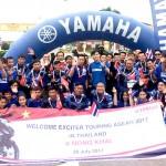 เริ่มกันแล้ว!!! Yamaha Exciter Touring Asean 2017, A Touch of Thailand Destination