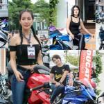 Metting Biker Chicks Thailand 2017 งานรวมตัวไบค์เกอร์สาวที่เยอะที่สุดที่เคยมีมา