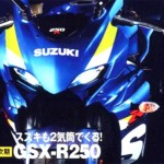 เอาแล้ว Suzuki เดินหน้าเต็มตัว เร่งพัฒนา New GSX-R250 รถสปอร์ตเอนทรี่คลาสสมรรถนะสูง