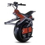 RYNO จักรยานไฟฟ้าล้อเดียวจากโลกอนาคต