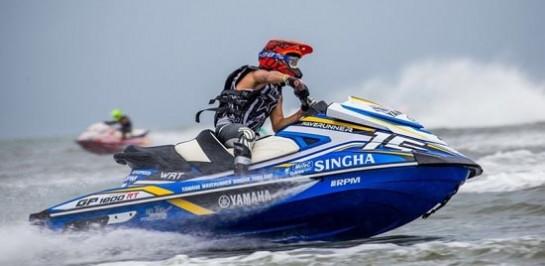 เรื่องความแรงต้องยกให้! ยามาฮ่า คว้า 3 แชมป์ ครองเจ้าความเร็วทางน้ำ Thailand Pro Tour 2017