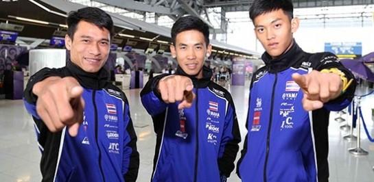 นักบิดไทยทีมยามาฮ่าพร้อมสู้ศึกการแข่งขันระดับโลก Suzuka 4 Hours ที่ประเทศญี่ปุ่น