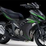 Kawasaki เตรียมพร้อมเครื่องยนต์ 2 ลูกสูบในพิกัดต่ำกว่า 200 ซีซี ??