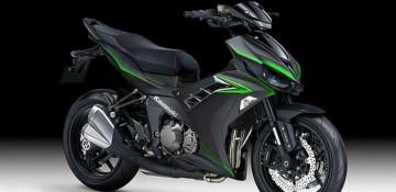 เป็นไปได้หรือไม่ กับข่าวลือที่ว่า Kawasaki จะทำรถ Moped 175cc แบบ 2 ลูกสูบ!!!