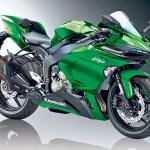 แผนการใหม่ของ Kawasaki ที่จะใส่ระบบ Super Charged ในโมเดลใหม่สำหรับปี 2018