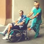 Rossi ออกจากโรงพยาบาลแล้ว คาดหวังว่าจะกลับมาแข่งต่อได้ทันที่สนามโมเตกิ