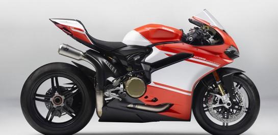 เตรียมเปิดตัว Ducati Superleggera V4 วันที่ 6 ก.พ. นี้ ม้า 234 ตัว เบาเพียง 152 กก.!