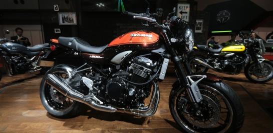 รายละเอียดเพิ่มเติมของ 2018 Kawasaki Z900RS