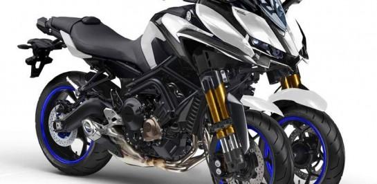 New Yamaha MWT-9 เตรียมเปิดตัวในงาน โตเกียว มอเตอร์โชว์ ปลายเดือนนี้