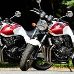 เปรียบเทียบความแตกต่างของ Honda CB400 SF/SB รุ่นใหม่และรุ่นเก่า
