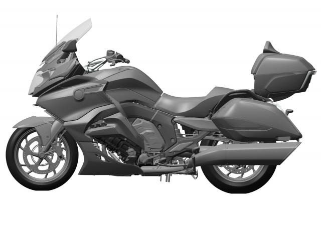 BMW K1600C patent_1