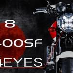 เผยโฉมหน้า New Honda CB400 Super Four 2018 มาพร้อมกับดีไซน์ไฟหน้าใหม่