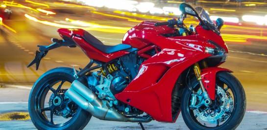 รีวิวทดสอบขับขี่จริง New Ducati SuperSport รถสปอร์ตจากค่ายดัง ที่มีความ User Friendly สูง