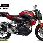 อีกหนึ่งความเป็นไปได้ในตระกูล CB กับ New Honda CB250R / CB300R