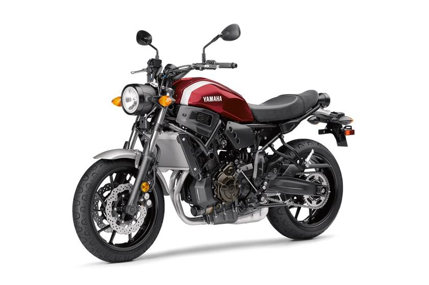 Yamaha xsr700 for Friendly honda yamaha