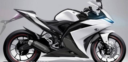 เผยโฉมภาพล่าสุดของ All New Yamaha YZF-R3 2018 พร้อมข้อมูลอัพเดท