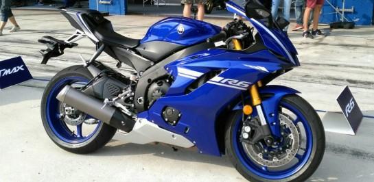 รีวิวจากการขับขี่จริงของ All New Yamaha YZF-R6 โดยมุมมองของทีมงาน GreatBiker