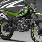 กระแสมาแรง New Yamaha Serow 250 2018 กำลังจะเปิดตัวในงาน Tokyo Motor Show นี้