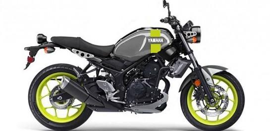 หรือนี่จะเป็นอีกหนึ่งเซอร์ไพร์สจาก Yamaha อย่างเจ้า New XSR300