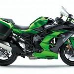 เปิดตัว 2018 Kawasaki Ninja H2 SX มอเตอร์ไซค์สปอร์ตทัวร์ริ่งที่เร็วที่สุดในโลก